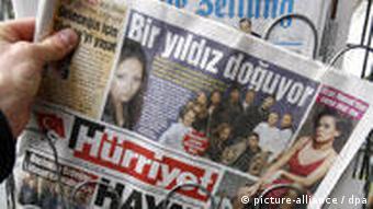 رسانههای ترکی: دیدار اردوغان و احمدینژاد سرپائی و در راه صرف نهار صورت گرفت