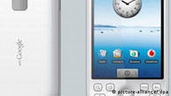 Das Google-Handy HTC Magic