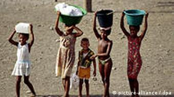 Em Cabo Verde, a falta de água é um problema constante para a agricultura do arquipélago de clima árido - e uma das principais causas para a pobreza.