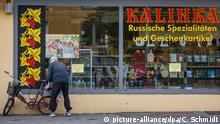 Deutschland Russisches Geschäft in Ludwigsburg
