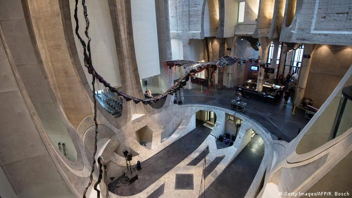 Zeitz Museum of Contemporary African Art MOCAA , view of inside (Getty Images/AFP/R. Bosch)