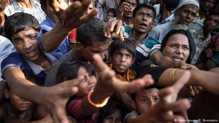 Nasib Pengungsi Rohingya Diusir Bangladesh Dibunuhi Penyakit