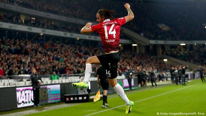 Bundesliga - Hannover 96 v Hamburger SV - Martin Harnik (Getty Images/Bongarts/M. Rose)