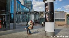 Andreas Teichmann - 50days - A hike across germany