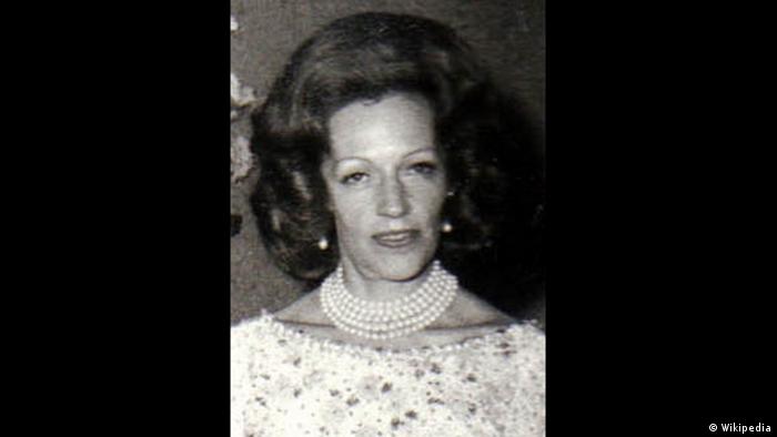 María Cristina Arango Vega - September 1973 (Wikipedia)