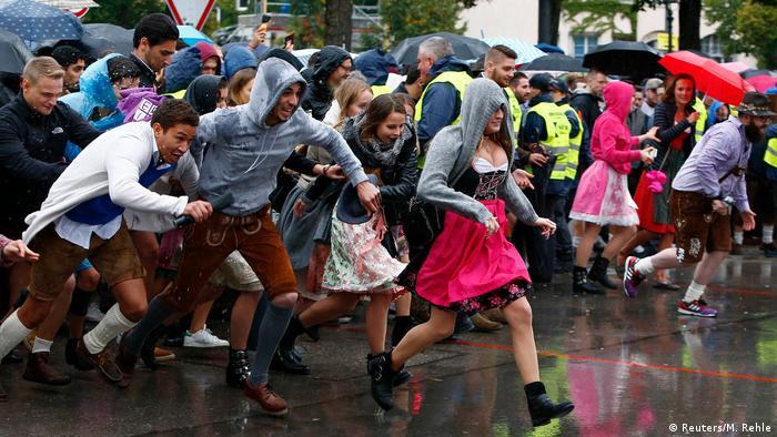 München Oktoberfest 2017 - Auftakt (Reuters/M. Rehle)