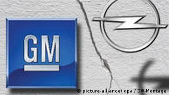 Symbolbild Opel trennt sich von GM