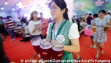 Aug. 8, 2015 - Tsingtao, Shandong, CHN - Tsingtao, CHINA - August 8 2015 |