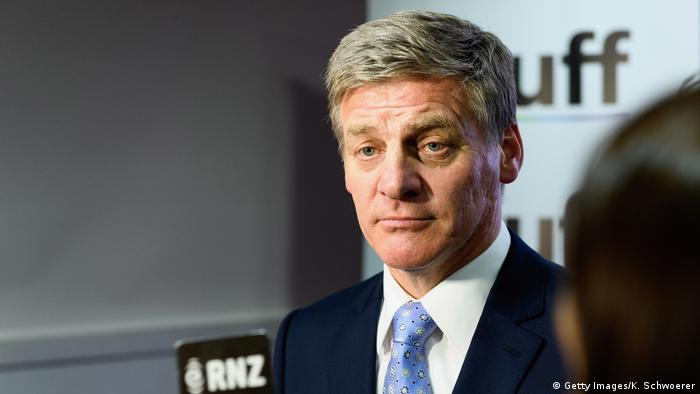 New Zealand Prime Minister Bill English (Getty Images/K. Schwoerer)
