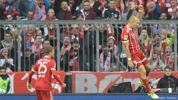 Deutschland Fußball Bundesliga- FC Bayern München - 1 FSV Mainz 05