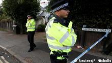 UK   Anschlag U-Bahn Station Parsons Green   Hausdurchsuchung eines Verdächtigen in Sunbury-on-Thames