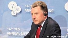 Ukraine | YES-Konferenz 2017 | US-Sondergesandter für die Ukraine Kurt Volker