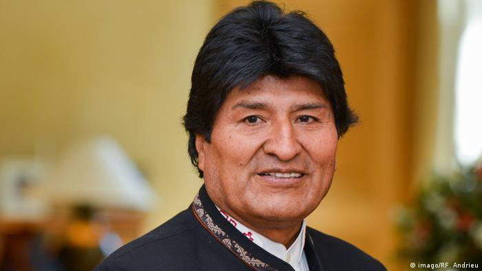 Evo Morales viaja a Caracas para apoyar a Maduro | América Latina ...