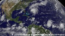 Tropenstürme Amerika