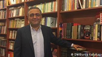 CHP İstanbul Milletvekili Sezgin Tanrıkulu
