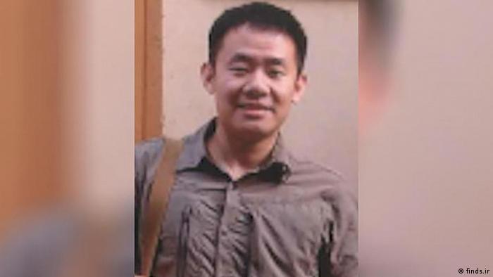 ژیائو وانگ، دانشجوی چینیآمریکایی دانشگاه پرینستون آمریکا در زندان اوین