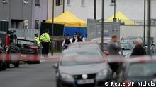 London Suche nach Urhebern der Explosion U-Bahn Parsons Green