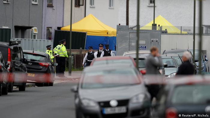 London Suche nach Urhebern der Explosion U-Bahn Parsons Green (Reuters/P. Nichols)
