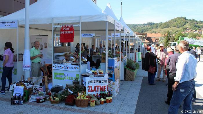 Organski proizvodi i zanati bosanskohercegovačkih izlagača predstavljeni su u Kulturnom centru Altindag