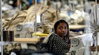 Textilfabrik in Bangladesch (Foto: apn)