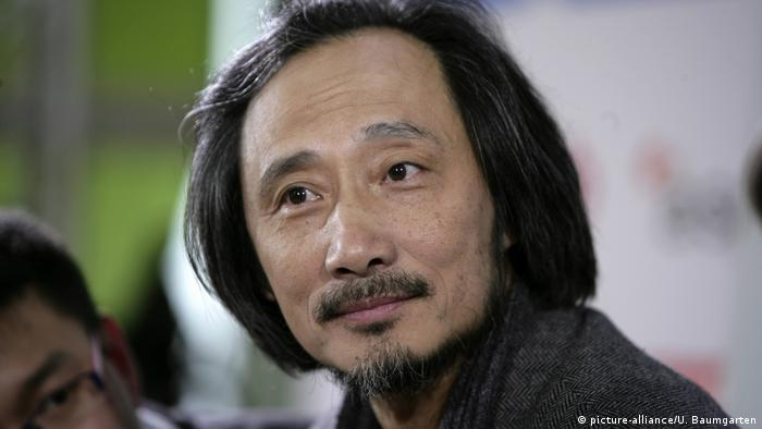 Chinese author Ma Jian