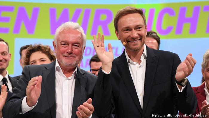 FDP party conference (picture-alliance/dpa/R. Hirschberger)