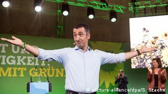 Yeşiller Eş Başkanı Cem Özdemir