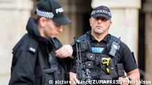 UK Terror-Anschlag in London