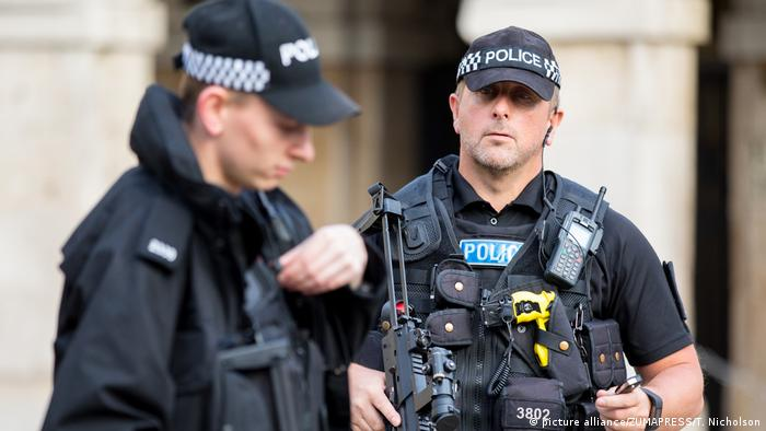 UK Terror-Anschlag in London (picture alliance/ZUMAPRESS/T. Nicholson)