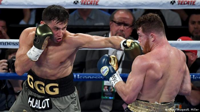 Judges take centre stage in Golovkin-Alvarez stalemate