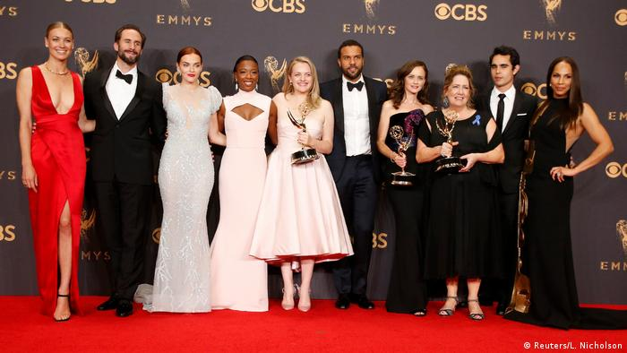 USA Emmy Awards 2017 (Reuters/L. Nicholson)