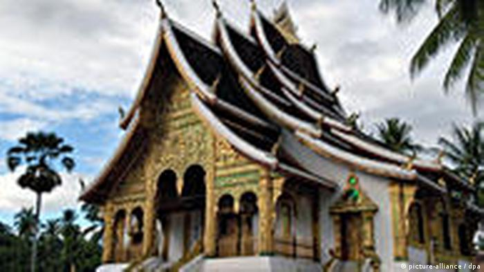 Xieng Thong Tempel in Luang Prabang (picture-alliance / dpa)