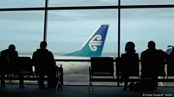 Neuseeland Flughafen Auckland (Getty Images/P. Walter)