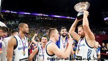 Türkei FIBA EuroBasket 2017 Slowenien - Serbien