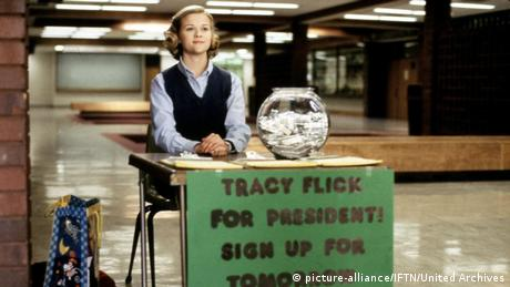 Still aus Election 1999 mit Reese Witherspoon (Foto: picture-alliance/IFTN/United Archives)
