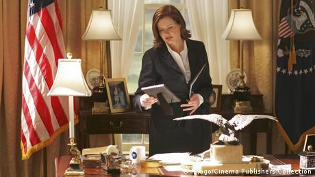 Still aus Commander in Chief mit Geena Davis 2005 (Foto: Imago/Cinema Publishers Collection)