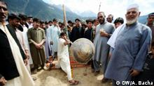Pakistan Sommerfestival in Kalam