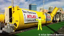 USA Unternehmen Atlas Survival Shelters (Atlas Survival Shelters)