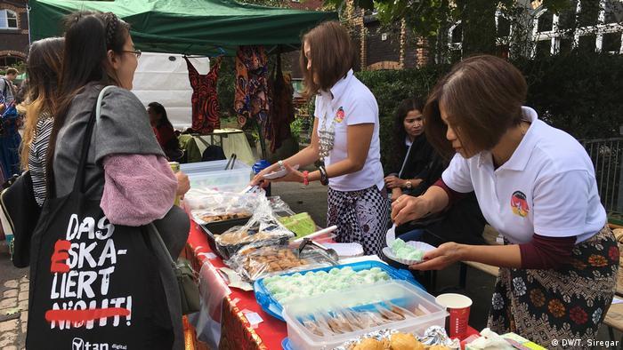 Deutschland Köln - Indonesischer Kultur-Tag (DW/T. Siregar)