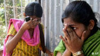 Kämpfe in Bangladesch