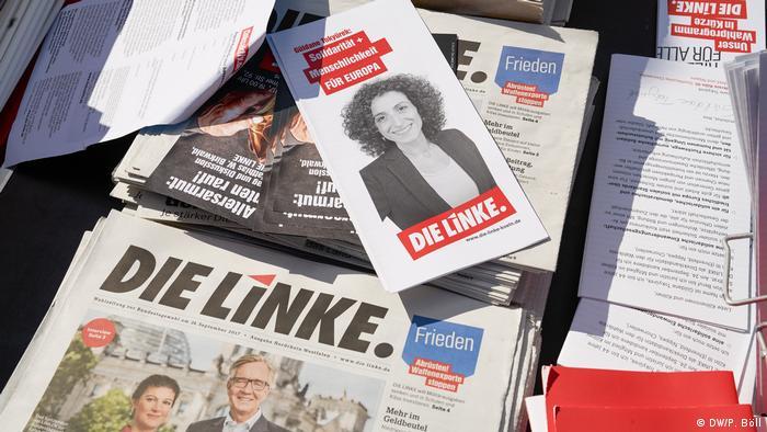 DW BTW-Reise Chorweiler Güldane Tokyürek Die Linke (DW/P. Böll)