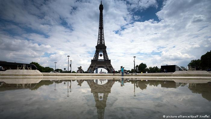 The measurements of heightened radioactivity were made as far away from Russia as France