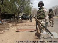 Нігерійські солдати (фото з архіву)