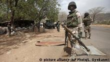 Nigeria Kampf gegen Boko Haram | ARCHIV (picture alliance /AP Photo/L. Oyekanmi)