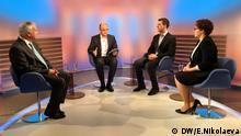 Quadriga Russisch, Bundestagswahl Gruppe