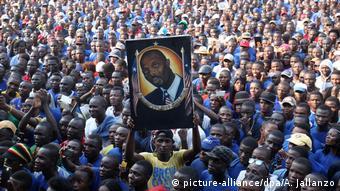 Liberia Wahlen 2016 Anhänger DCC Partei