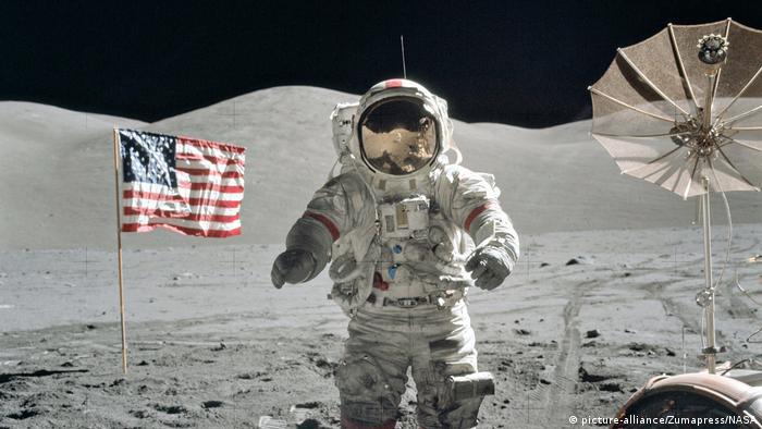 NASA Astronaut Gene Cernan