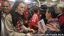 Neuseeland Jacinca Ardern Labor Party (picture-alliance/Pacific Press/S. Kwok)