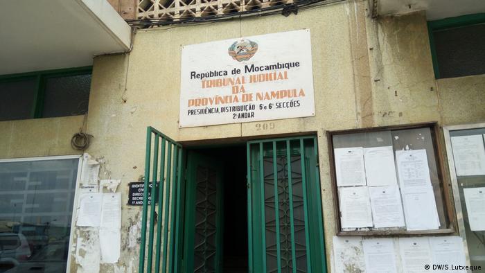 Tribunal Judisical da Província de Nampula