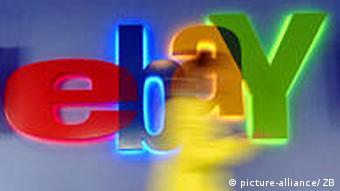 Ebay Logo (Foto: dpa)